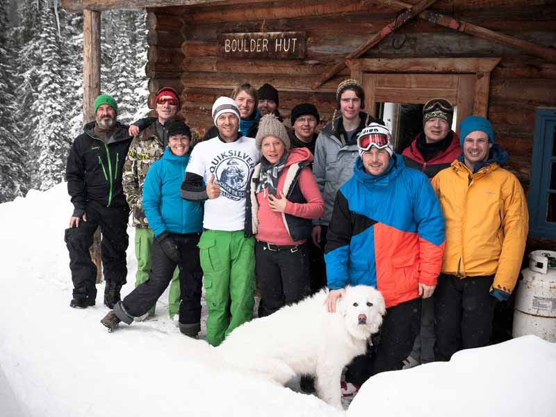 More Mtm Boulder Hut Group